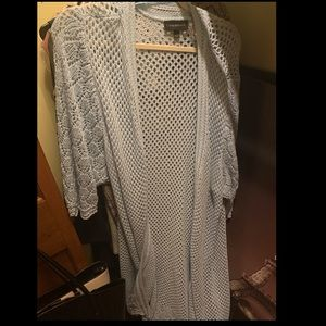 Lane Bryant Long Knit Sweater